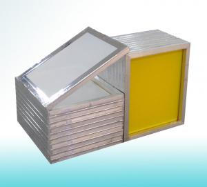 Aluminium screen frames
