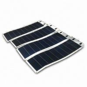 Quality 27W/13.5V Thin Film  Lightweight Amorphous Flexible Solar Panel wholesale