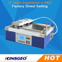 Quality Programmable Control Printing Coating Testing Machines 12 Months Warranty wholesale