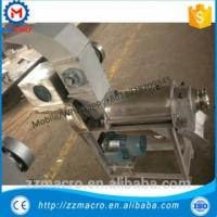 Quality full automatic power press juicer/fruits juice processing machine/apple screw juicer wholesale