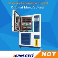 Quality 225L Programmable Temperature Humidity Test Chamber For Different Meterial wholesale