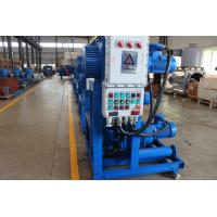 Quality Transformer Drying Vacuum Pump Set 600L/S Carbon Steel Material  For Pharmaceuticals wholesale