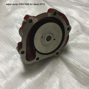 Quality water pump 02931946 for DEUTZ 2012 BF4M2012 wholesale