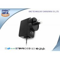 Quality 6W Australia Type 12v Power Adapter 500ma , RCM VI Switching Power Adapter wholesale