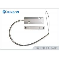 Quality Wired Magnetic Door Switch , Magnetic Reed Switch For Metal Rolling Door wholesale