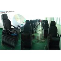 Quality 3 DOF Platform Colorful Leather Pneumatic Control System Motion Theater Chair wholesale