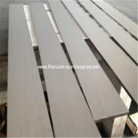 Quality ASTM B265 cold rolled gr2 gr5  titanium sheet titanium plate price per kg  for sell wholesale