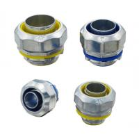 Quality Explosion Proof  Rigid Conduit Compression Fittings 4 Liquid Tight Connector wholesale