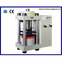 Quality hydraulic compression machine+digital compression testing machine wholesale