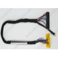 China Twisted AV Signal Cable ,  Screen LVDS Cable For Computer Lenth 300mm on sale