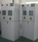 Metal Steel Laboratory Storage Cabinets , Compressed Gas Cylinder Cabinets