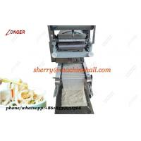 China High Efficiency Stainless Steel Cold Rice Noodle Machine For Sale on sale