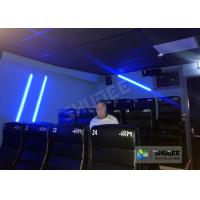 Quality Stable And Mature 4D Cinema System With Construction Drawings And Related Technical Advice wholesale