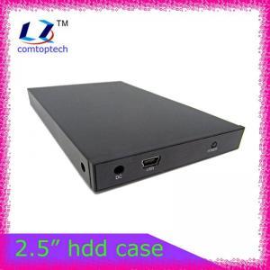China 2.5 external hard drive case sata hdd enclosure on sale