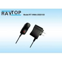 Quality China Supplier High Quality 5V 1000mA Wall Mount Power Supplies DC Tip 5.5x2.1mm wholesale