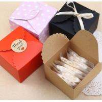 Quality Custom Candy Christmas Packaging Boxes Christmas Present Decoration Boxes wholesale