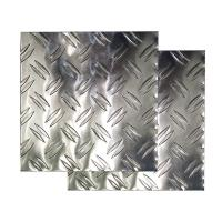 Quality Non Skid Aluminium Checker Plate With Superior Corrosion Resistance wholesale