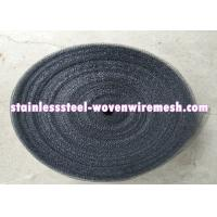 China High Tensile Strength Stainless Steel Wire Mesh Screen Dark Gray Acid Resistance on sale