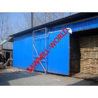 China kiln drying wood equipment for sale/drying chamber for wood on sale