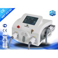 Quality Skin Rejuvenation / Pigment Therapy SHR Hair Removal Machine For Home Use wholesale