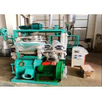 Buy cheap Infusion Tube PVC Pulverizer Machine Dust Free Double Cooling System Fully from wholesalers