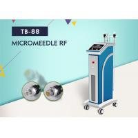 Quality Skin Tightening Machine , RF Needle Lifting Machine For Wrinkle Removal wholesale