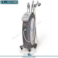 Quality 3 in 1 Tripolar RF Vacuum Cavitation Slimming Machine for Tripolar Fat Burning wholesale