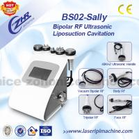 Quality Bipolar RF Vacuum Cavitation Body Slimming Machine Liposuction For Body Slimming wholesale