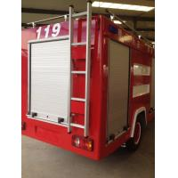 Quality Fire Fighting Truck Security Proofing Aluminium Alloy Roller Shutter wholesale