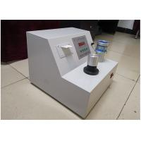China Data Processing Digital Air Permeability Tester Automatically Calculate Wide Applied on sale