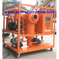 China 6l hr Oil Purification Plant for Power Transformer,Oil Purification Machine Manufacturer on sale