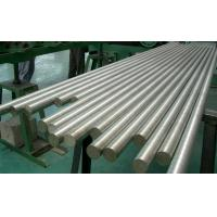 Quality Aerospace Industries Inconel 625 Round Bar , Solid Steel Bar Bright Surface DIN 2.4856 wholesale