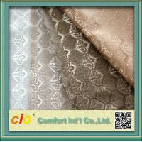 Buy cheap Custom PVC Leather Stocklot , B Grade Artificial Leather Fabric For Bag / Furniture product