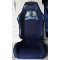Quality Sparco Style Sports Car Seat , Reclining Racing Seats Classic Design wholesale