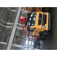 Portable Truck Mounted Water Well Drilling Rig low speed but high torque speed grade (8 grades)