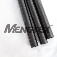 Quality 3K glossy surface Carbon Fibre Tubes wholesale