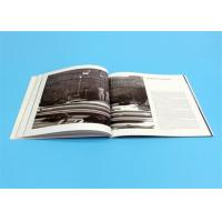 Quality Magazine Offset Printing Saddle Stitching Binding 128gsm Glossy Paper Inner Page wholesale