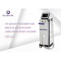 Quality Beauty Salon Diode Hair Removal Laser Machine , IPL Hair Removal System AC 220V / 50Hz wholesale