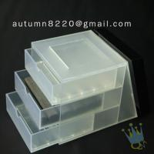 Quality BO (26) colored acrylic box wholesale