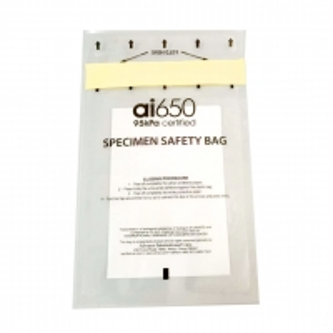 Quality FDA Heat Seal Medical Tourniquet 95KPA Specimen Bag wholesale