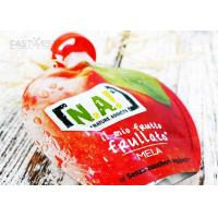 Quality Leak Proof Stand Up Liquid Pouches , Food Packaging Pouches Heat Sealed wholesale