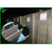 China High Smoothness Grey Cardboard Sheets Grade AAA 1.5mm 2.0mm 2.5mm For Packaging on sale