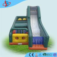 Quality Kids Inflatable Slides Combo Inflatable Slip And Slide Customized wholesale