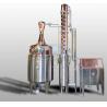 Buy cheap 600L Moonshine/Whiskey/Vodka Copper Distiller Spirit Distiller from wholesalers