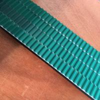 Quality T10 industrial timing belt with green cloth and spronge wholesale