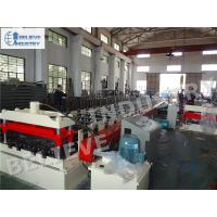 Buy cheap High Speed Custom Roll Forming Machine For Metal Floor Decks Producing from wholesalers