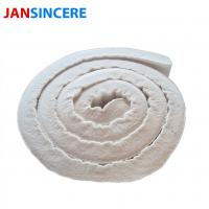 1400℃ Refractory Ceramic Fiber Insulation Blanket 3-5um Diameter