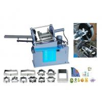 Quality Professional Hydraulic Die Cutting Machine With Metal Mould , 220v Single Phase wholesale
