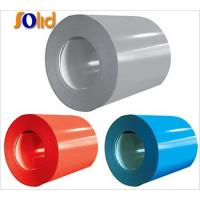 China Prepainted galvanized steel coils ppgi importers with price on sale