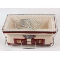 Quality Best Quality Portable Japanese Charcoal ceramic Barbecue Grills wholesale